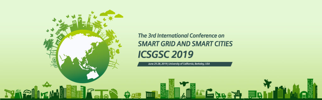 3rd International Conference on Smart Grid and Smart Cities