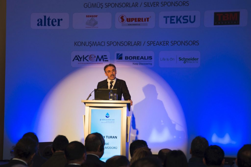 5th Water Loss Forum & Exhibition @ Turkish Society for Infrastructure and Trenchless Technology - AKATED TSITT