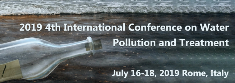 4th International Conference on Water Pollution and Treatment