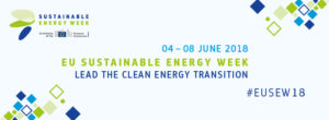 EU Sustainable Energy Week 2018