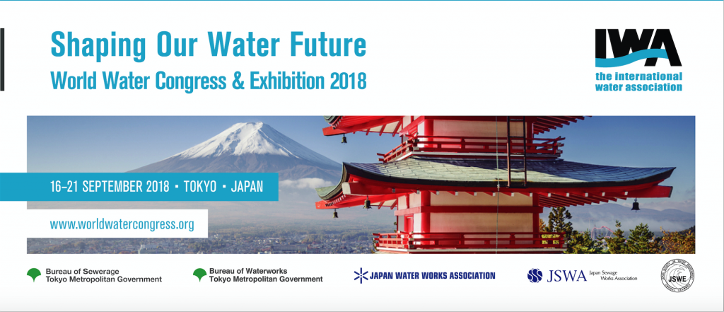 IWA World Water Congress & Exhibition 2018