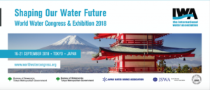 IWA World Water Congress & Exhibition 2018 @ Tokyo | Japan