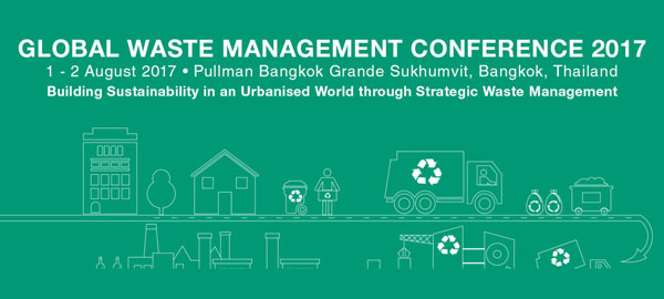 Global Waste Management Conference 2017 @ Bangkok | Thailand