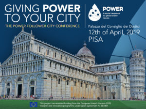 Giving power to your city - the POWER Follower City Conference @ Palazzo del Consiglio dei Dodici