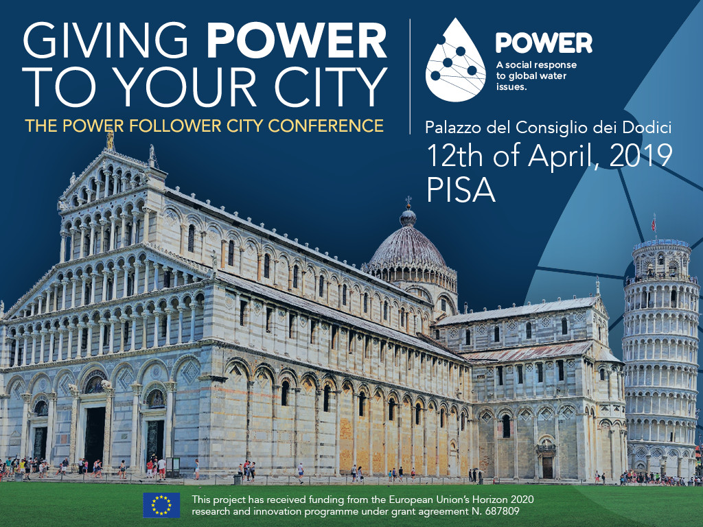 Giving POWER to your city - The POWER Follower City Conference