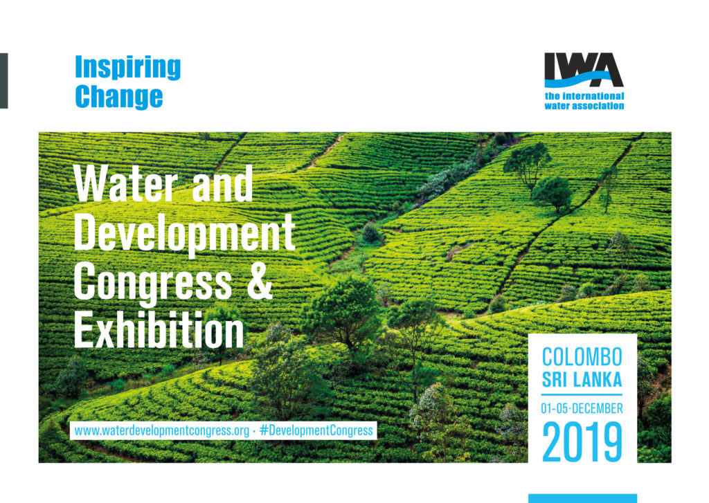 IWA Water and Development Congress & Exhibition 2019