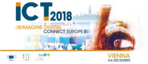 ICT 2018: Imagine Digital - Connect Europe @ Vienna | Vienna | Austria