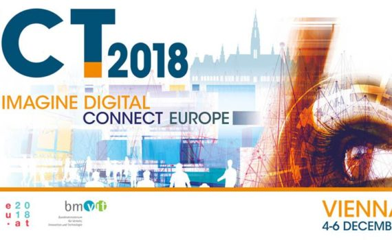 ICT 2018 Imagine Digital Connect Europe